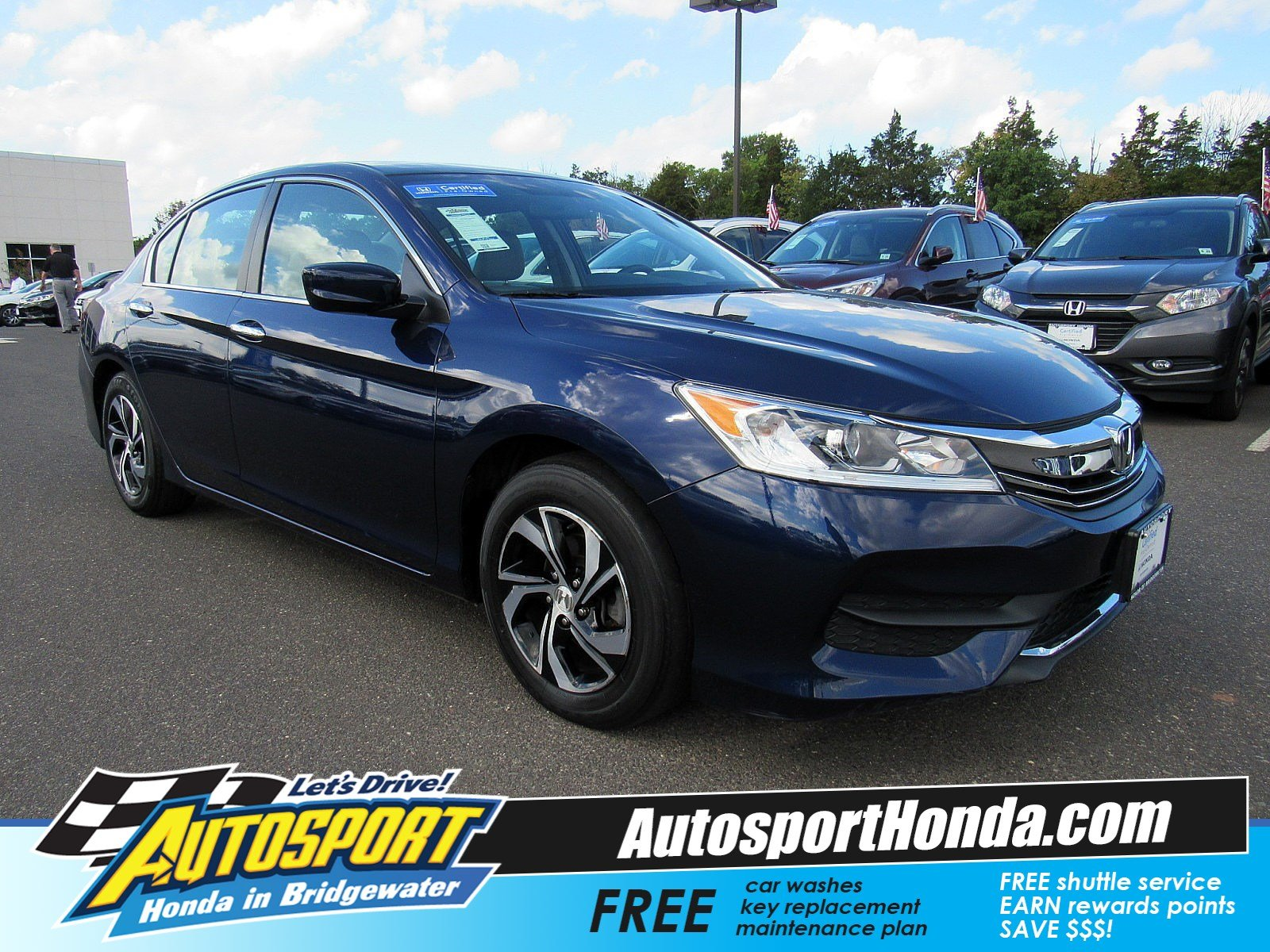 certified pre owned 2016 honda accord sedan lx 4dr car in rh autosporthonda com