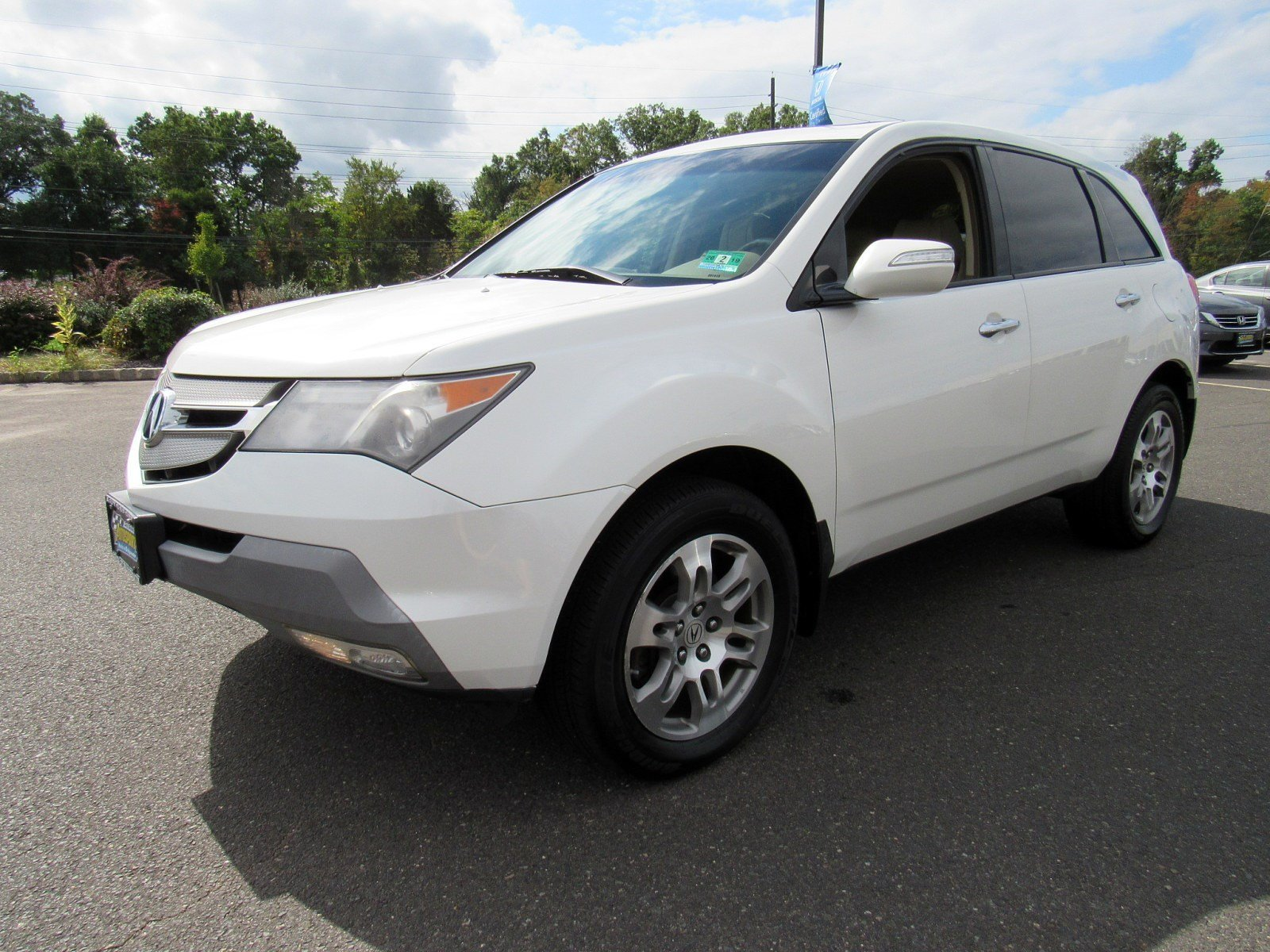 Pre Owned 2008 Acura MDX Sport Utility in Bridgewater U9147