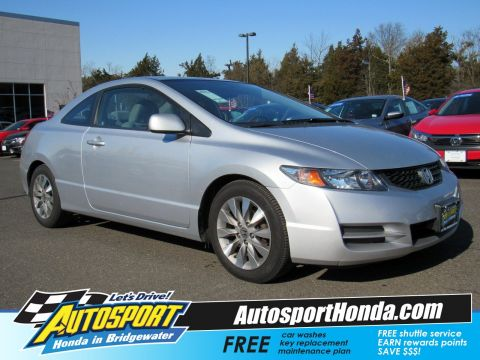 Pre-Owned 2010 Honda Civic Cpe EX
